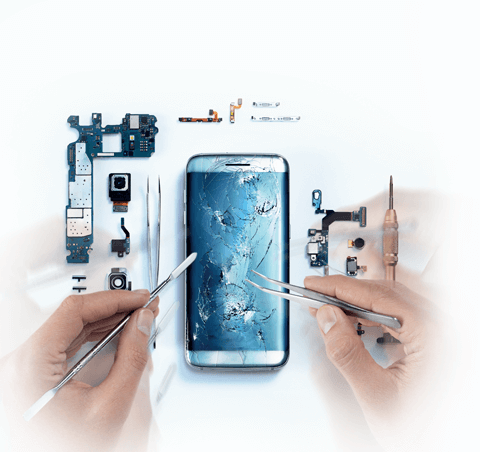 Samsung Galaxy S10 Plus Screen Replacement